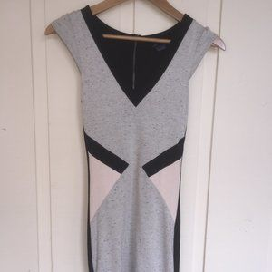 French Connection Jersey Sheath Bodycon Dress